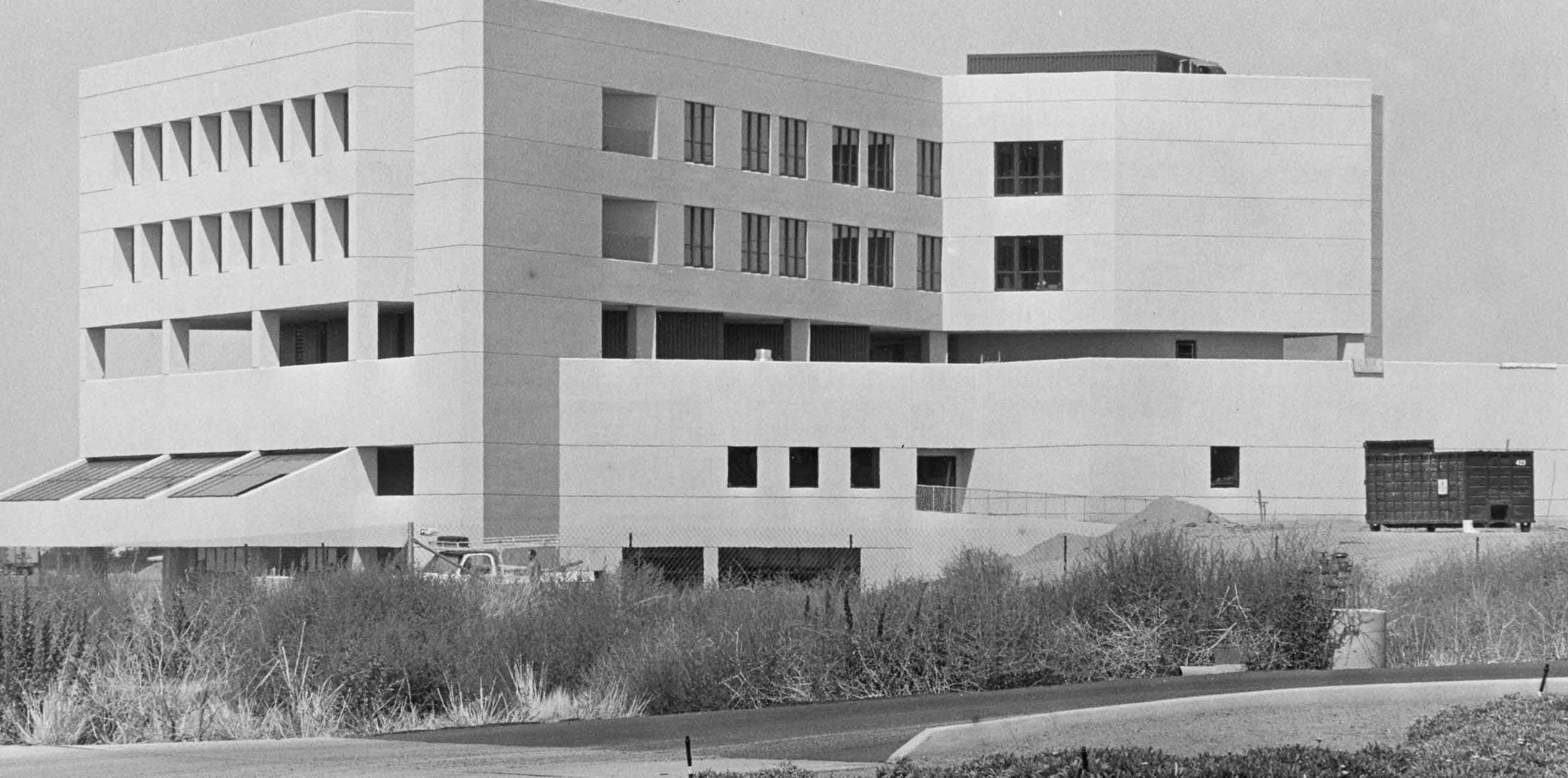 Mesa and Valley Lutheran Hospital - Chandler Museum Archives